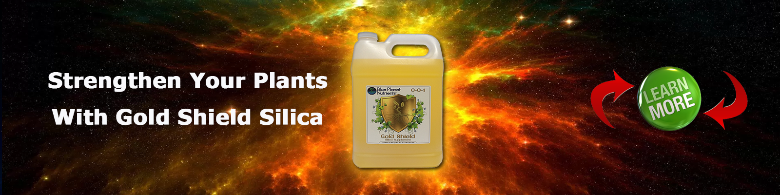 Gold Shield Silica Supplement